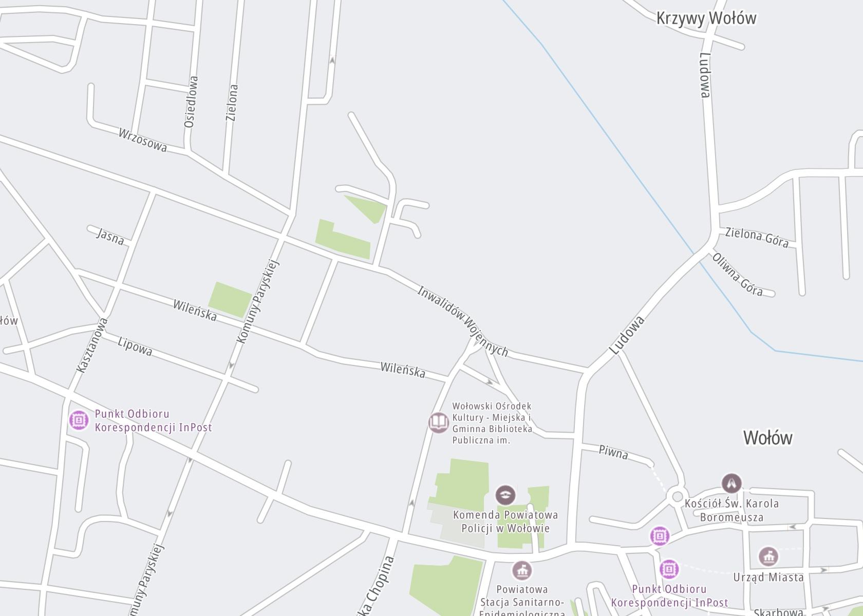 Położenie MANAMEDICA centrum medyczne na mapie